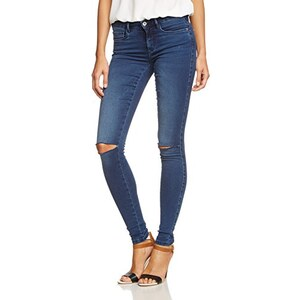 ONLY Damen Skinny Jeanshose 15105292