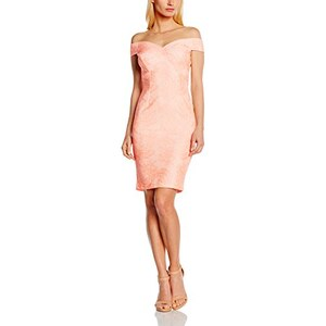 New Look Damen Schlauch Kleid GO BONDED LACE, Knielang