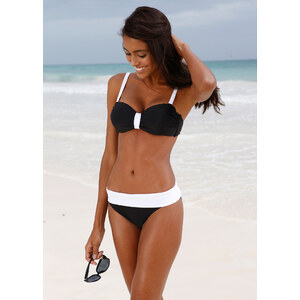 bpc bonprix collection Bügel Bikini Oberteil, Cup F in schwarz von bonprix