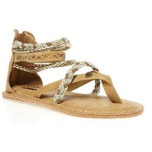 Roxy Nukuoro - Sandalen - sandfarben