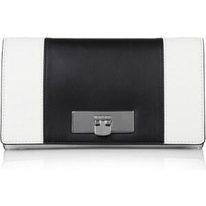 MICHAEL Michael Kors Callie Clutch Optic White/Black Handtaschen
