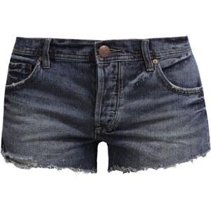 Free People Jeans Shorts royal wash
