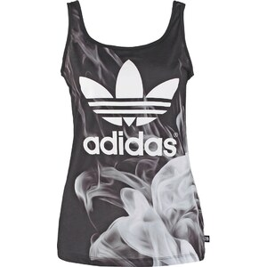 adidas Originals RITA ORA WHITE SMOKE Top black