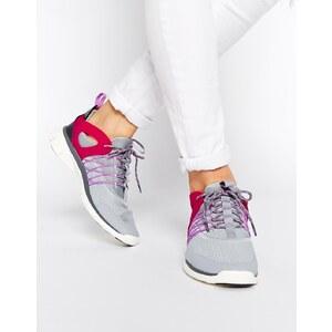 Nike - Free Viritous - Graurosa Sportschuhe