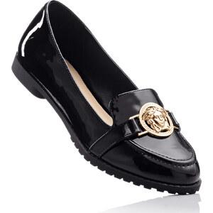 BODYFLIRT Ballerines noir chaussures & accessoires - bonprix