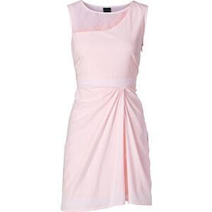 BODYFLIRT Kleid in rosa von bonprix