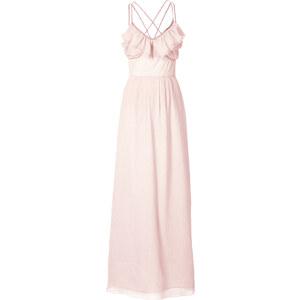 BODYFLIRT Maxi-Kleid in rosa von bonprix
