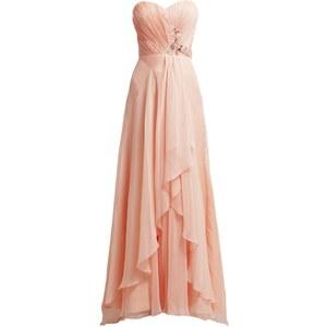 Luxuar Fashion Ballkleid apricot