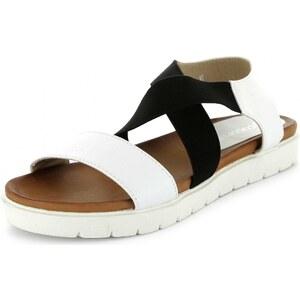 Kiabi Sandalettes semelle crantée brides croisées