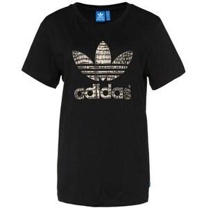 adidas ORIGINALS T-Shirt Loose, Front-Print, für Damen