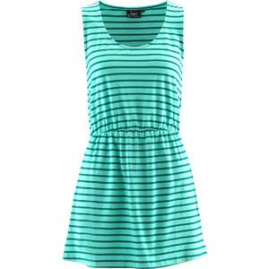 bpc bonprix collection Top long rayé vert femme - bonprix