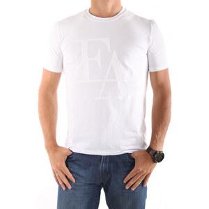 Armani T-shirt R017JR1Q4J BLANC