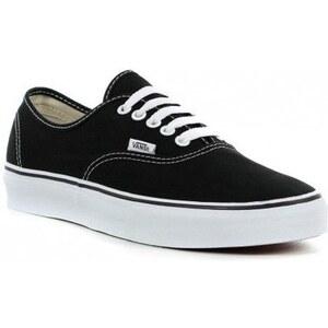 Vans Chaussures Basket Authentic Noir