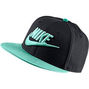 Nike Futura True - Casquette - noir/bleu clair