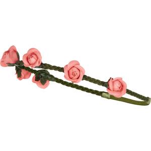 Accessorize Neonfarbenes Haarband mit Blumen