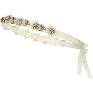 Accessorize Haarband mit zartem Spitzenbesatz