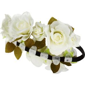 Accessorize Haarband mit weißen Blumen