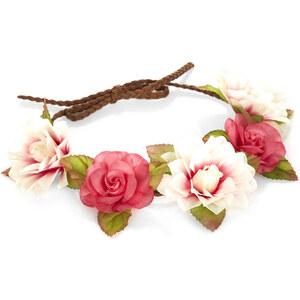 Accessorize Neon- und elfenbeinfarbenes Blumen-Haarband
