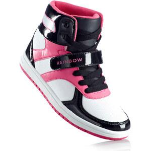 RAINBOW Baskets montantes noir chaussures & accessoires - bonprix