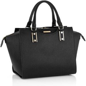 HUGO BOSS Handtasche aus Leder: `Maika-F`