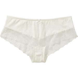 BODYFLIRT Panty in weiß für Damen von bonprix