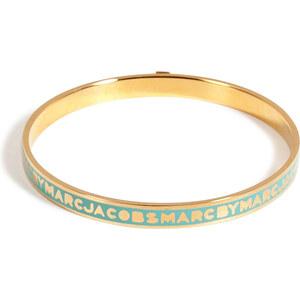 Marc by Marc Jacobs Enamel Logo Bangle