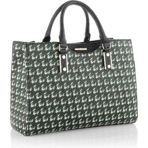 HUGO BOSS Handtasche aus Leder: `Mila-H`