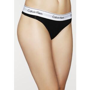 Calvin Klein - Modern Cotton - String - Black