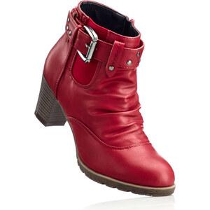 bpc selection Stiefelette in rot für Damen von bonprix
