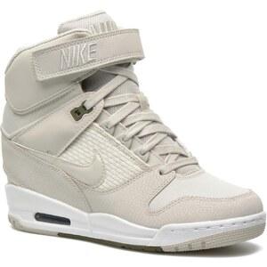 Nike - Wmns Nike Air Revolution Sky Hi - Sneaker für Damen / beige