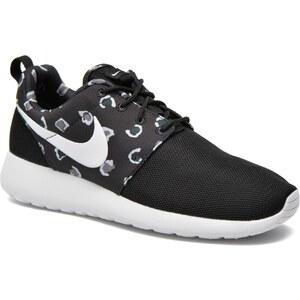 Nike - Wmns Nike Rosherun Print - Sneaker für Damen / schwarz
