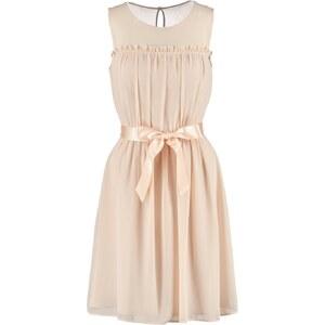 Young Couture by Barbara Schwarzer Cocktailkleid / festliches Kleid peach