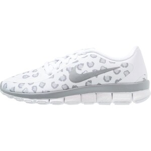 Nike Sportswear FREE 5.0 V4 Sneaker blanc/gris