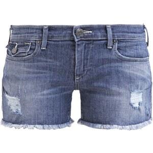 True Religion KEIRA Jeans Shorts playa lagoon