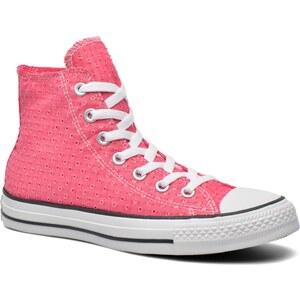 SALE - 20% - Converse - Chuck Taylor All Star Perf Cvs Hi W - Sneaker für Damen / rosa