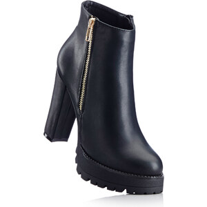 RAINBOW Stiefelette in schwarz für Damen von bonprix