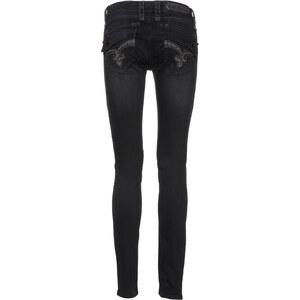 Rock Revival Skinny-Jeans JOHANNA schwarz