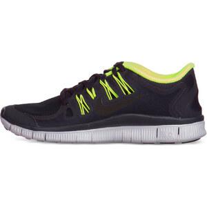 Nike Laufschuhe FREE 5.0+ SHIELD schwarz