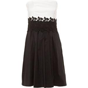 ESPRIT Bandeau-Kleid schwarz