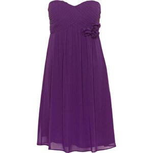 Esprit Collection Bandeau-Kleid lila