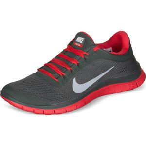 Nike Laufschuhe FREE 3.0 V5 grau