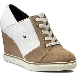 Sneakers TOMMY HILFIGER - Sage 1C FW56818771 Sand/Ashes Of Roses 102