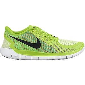 Nike Free 5.0 (GS) - Baskets - jaune
