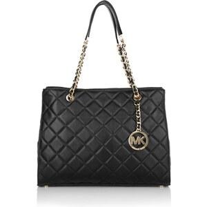 MICHAEL Michael Kors Susannah LG Tote Black Handtasche