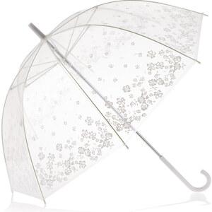 Marks and Spencer Parapluie dôme à motif petites fleurs doté de la technologie Stormwear™