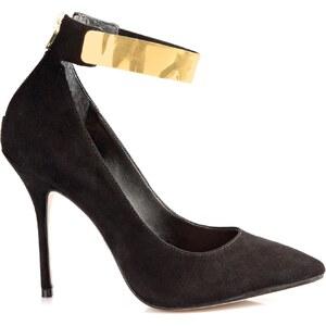 Buffalo Chaussures à talon - noir