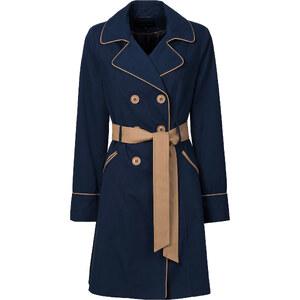 BODYFLIRT Trench-coat bleu femme - bonprix