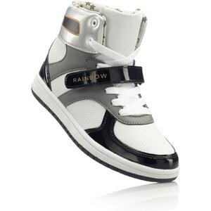 RAINBOW Baskets montantes blanc chaussures & accessoires - bonprix