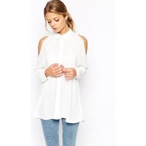 ASOS - Bluse mit freier Schulter