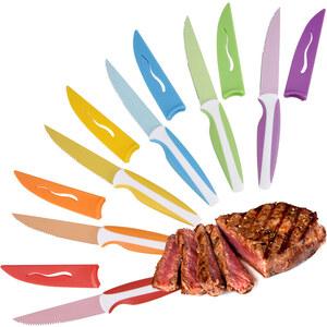 Lesara 6-teiliges Steakmesser-Set